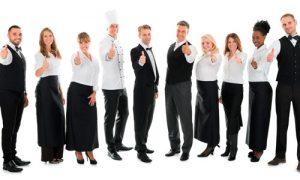 selección de personal de hostelería